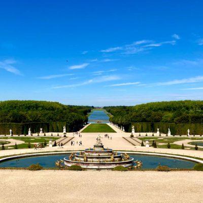 La Grande Perspective des jardins de Versailles - © Anne-Claire Morcrette